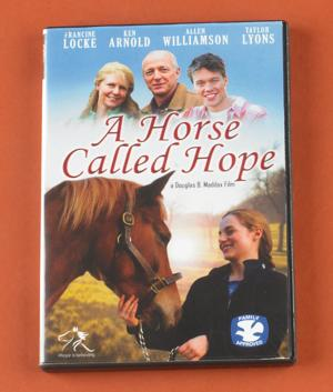 A Horse Called Hope DVD