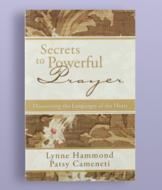 Secrets to Powerful Prayer Book
