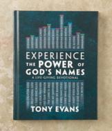 Experience the Power of God's Names - Tony Evans