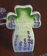 Faithful Friend Cross Accent