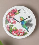 Hummingbird Clock Safe
