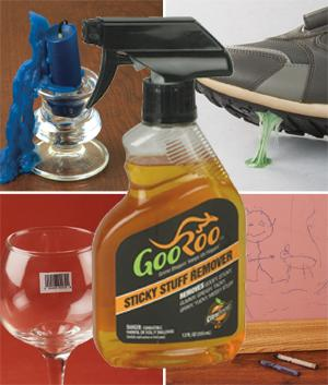GooRoo Sticky Stuff Remover - 12-oz.