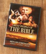 Great People of the Bible DVD