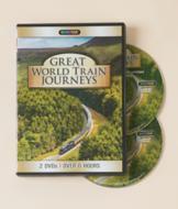 Great World Train Journeys - 2-DVD Set