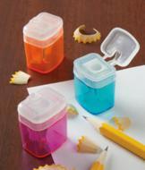 Mini Pencil Sharpeners - Set of 3