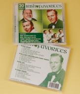 Irish Favorites CD