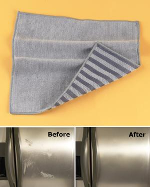 Stainless Steel Cleaning Cloth