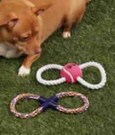 Figure 8 Dog Toy - Rope