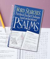 Psalms Puzzle Book