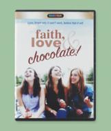 Faith, Love & Chocolate! DVD
