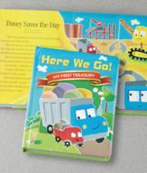 Here We Go! Board Book