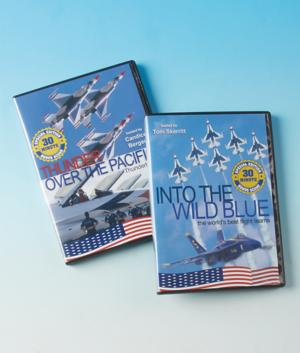 Thunder Over the Pacific DVD
