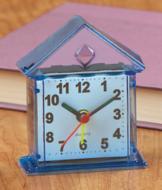 House-Shaped Alarm Clock