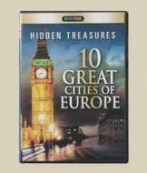 10 Great Cities of Europe DVD