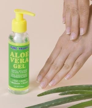 98% Aloe Vera Gel - 4-oz.
