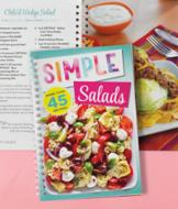 Simple Salads Recipe Book