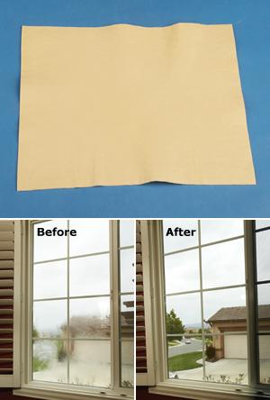 The Original Reusable Window Wipe