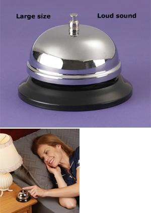 Extra-Loud Assistance Bell