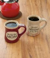 Stoneware World's Best Mom Mug