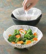 Microwave Steamer Basket