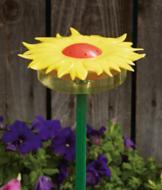 Sunflower Hummingbird Feeder