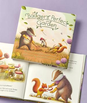 Badger's Perfect Garden Book