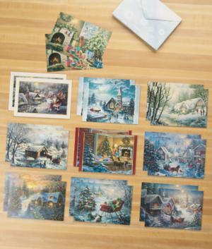 Christmas Memories Cards - The Set