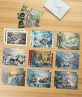 Christmas Memories Cards - The Set
