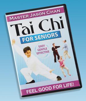 Tai Chi for Seniors DVD