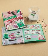 Creative Christmas Crafts Book