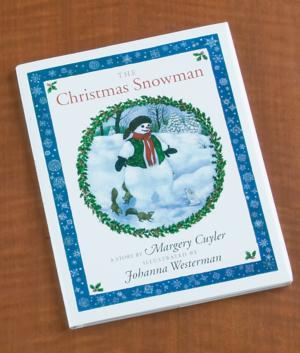 The Christmas Snowman Book