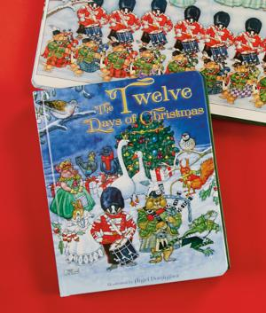 The Twelve Days of Christmas Picture Book