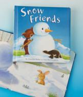 Snow Friends Book