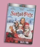 Santa and Pete DVD
