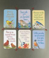 Bird Friendship Magnets - Set of 6