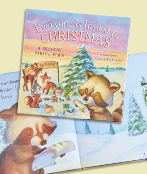 Everyone is Invited to Christmas Book