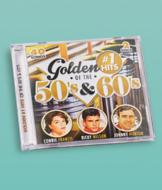 #1 Hits of the '50s and '60s - 2-CD Set
