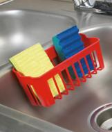 Suction-Mount Sink Caddy