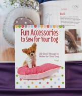 Fun Accessories to Sew for Your Dog Book