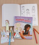 Once Upon a Paper Doll - Hannah A. Stevenson
