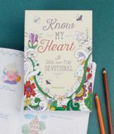 Color-and-Pray Devotional - Susan Jones