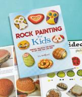 Rock Painting for Kids - Lin Wellford