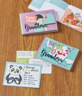 Mail to Grandma Postcards - Set of 30