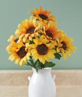 Everlasting Sunflower Bouquet