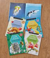 Sticker Mosaics Books - Set of 4