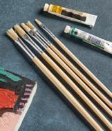 Artist Brush Set