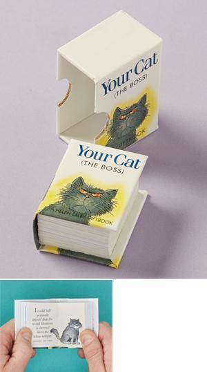 Mini Cat Book