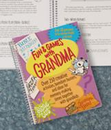 Fun and Games with Grandma Activity Book