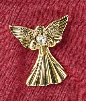 Giving Angel Pin