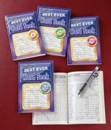Best Ever Word Seek Books, Vols. 9-12 - Set of 4